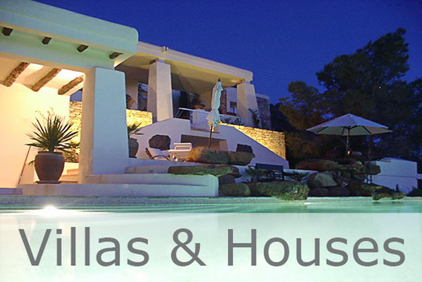 Ibiza Villas Fincas Houses Apartments