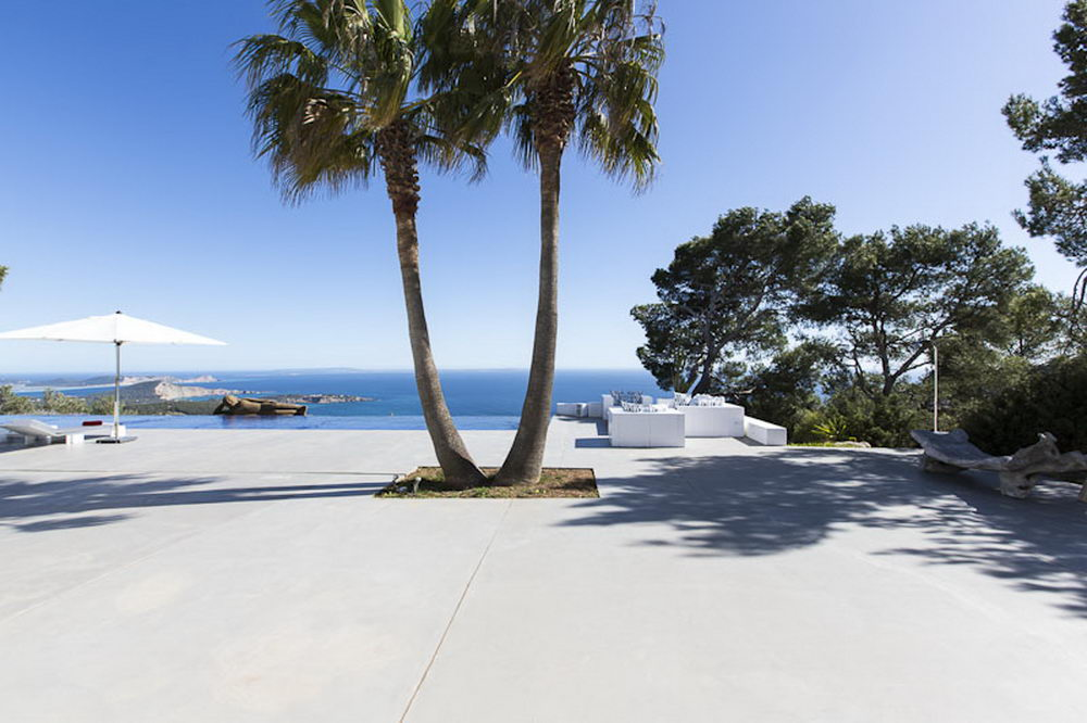 Ibiza Luxury Villa Twin Palms And More Minimalistic The