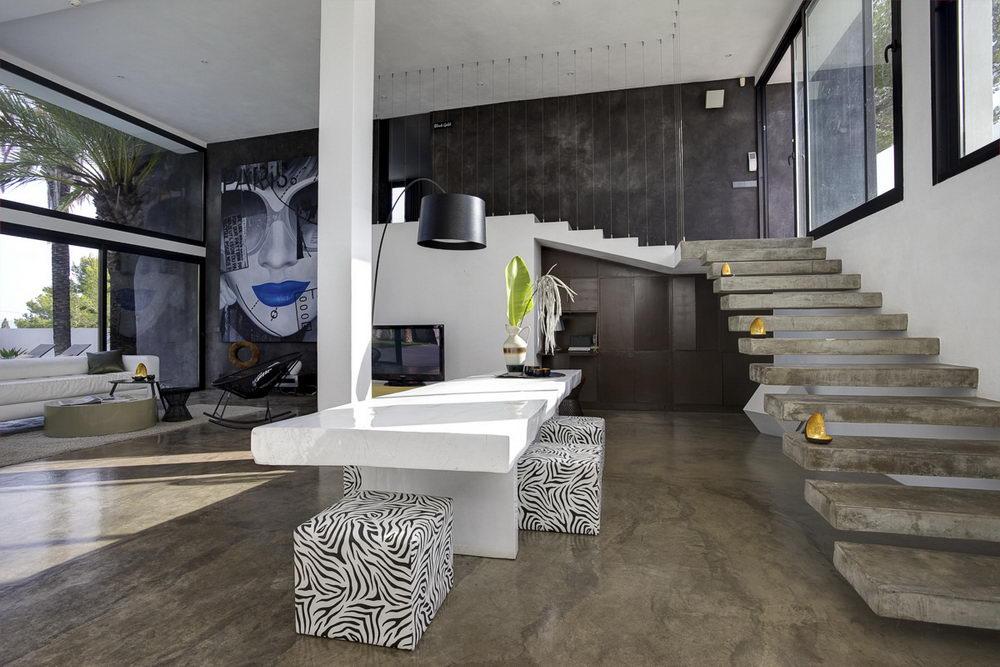 Villa Con Piscina Affitto